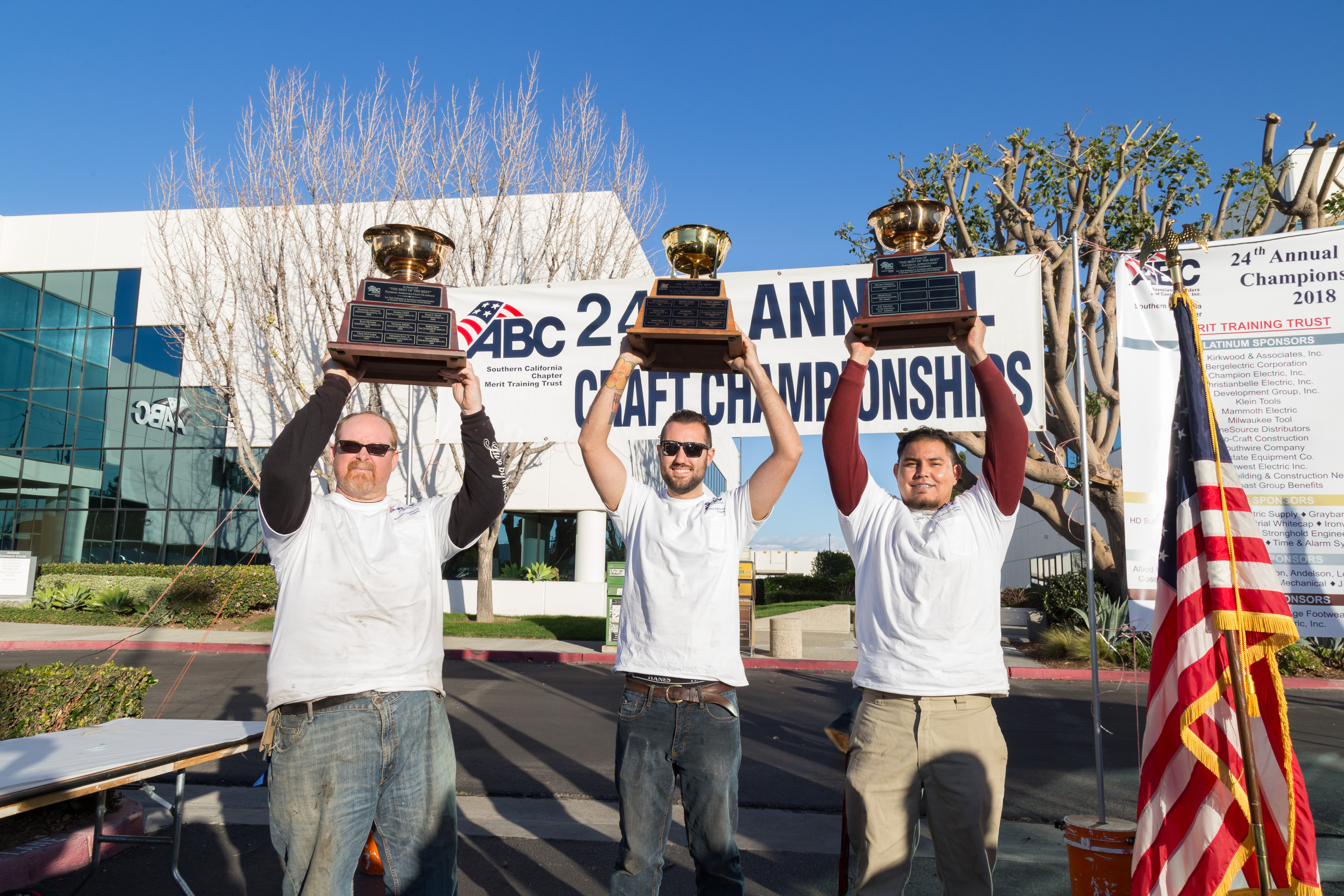 ABC SoCal 24th Annual Craft Championships Winnres
